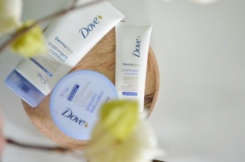 DSC 0824 800x530 - Dove Derma Spa Cashmere Comfort Review