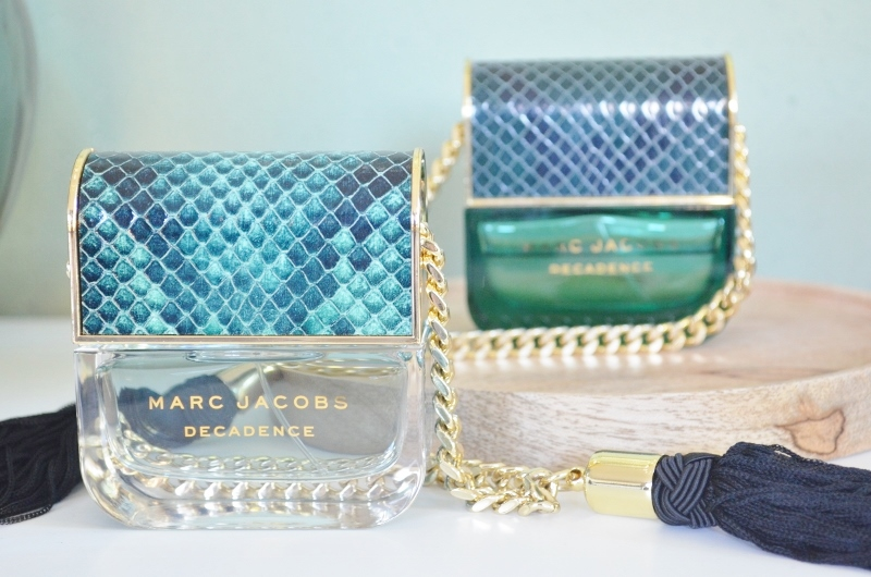 Nieuw! Marc Jacobs Divine Decadence Review