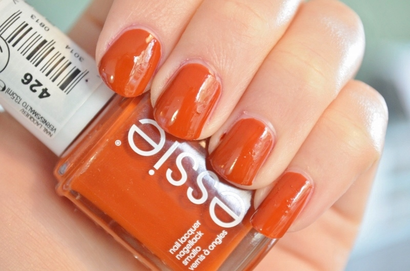 Playing Koi Essie Fall