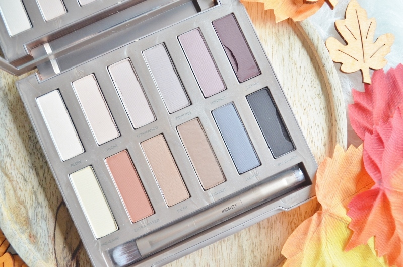 DSC 1380 800x530 - Nieuw! Urban Decay Ultimate Naked Basics Palette Review