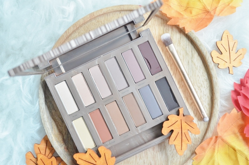 Nieuw! Urban Decay Ultimate Naked Basics Palette Review