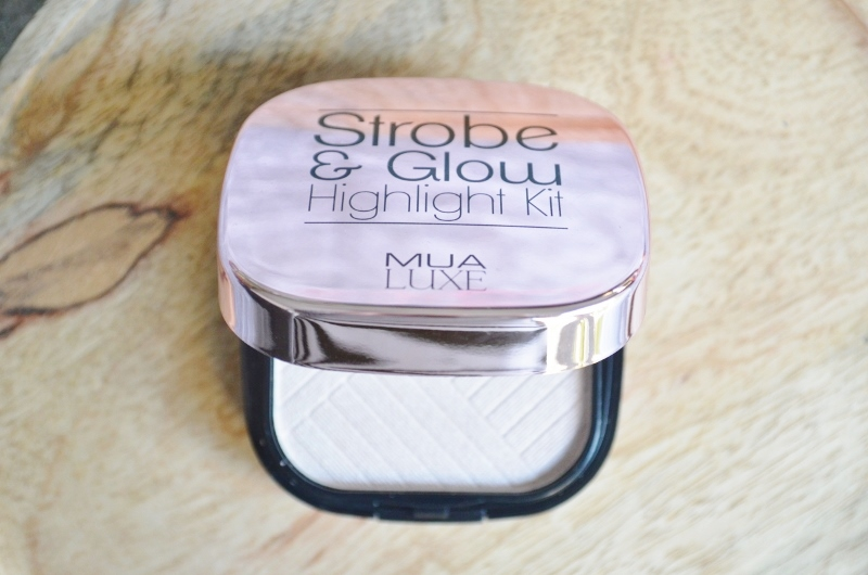 MUA Strobe & Glow Highlight Kit Review