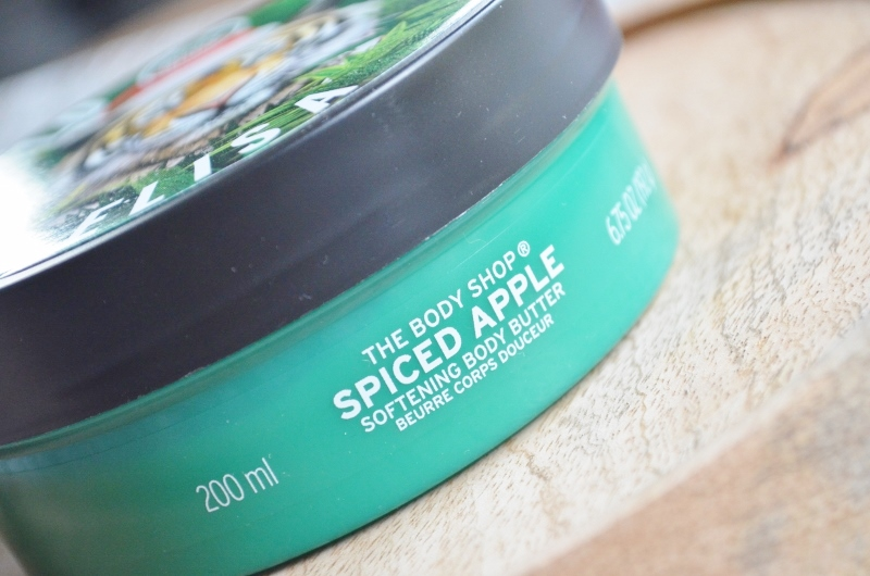 The Body Shop Spiced Apple Body Butter 200 ml €15,-