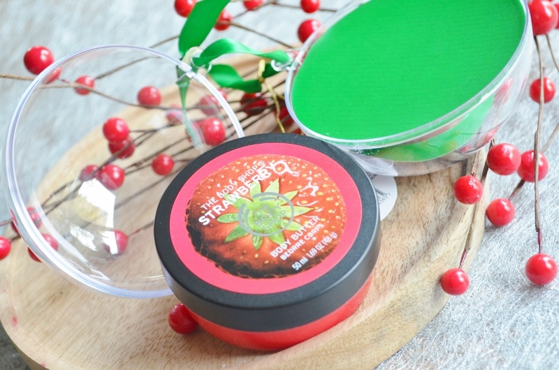DSC 2123 800x530 - The Body Shop Kerst Collectie 2016 Review