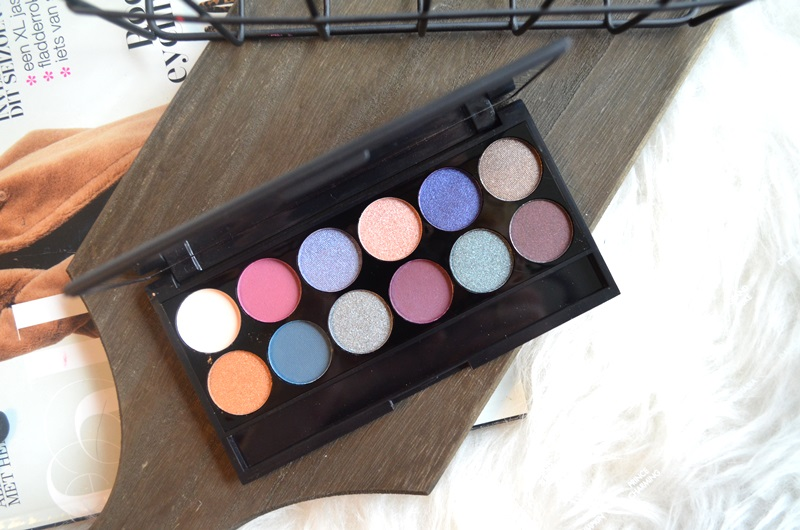 DSC 7601 800x530 - Sleek Enchanted Forest Palette Review