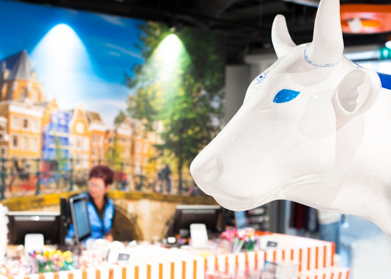 Modern Dutch 800x571 - Slapen, eten, winkelen en genieten op Schiphol