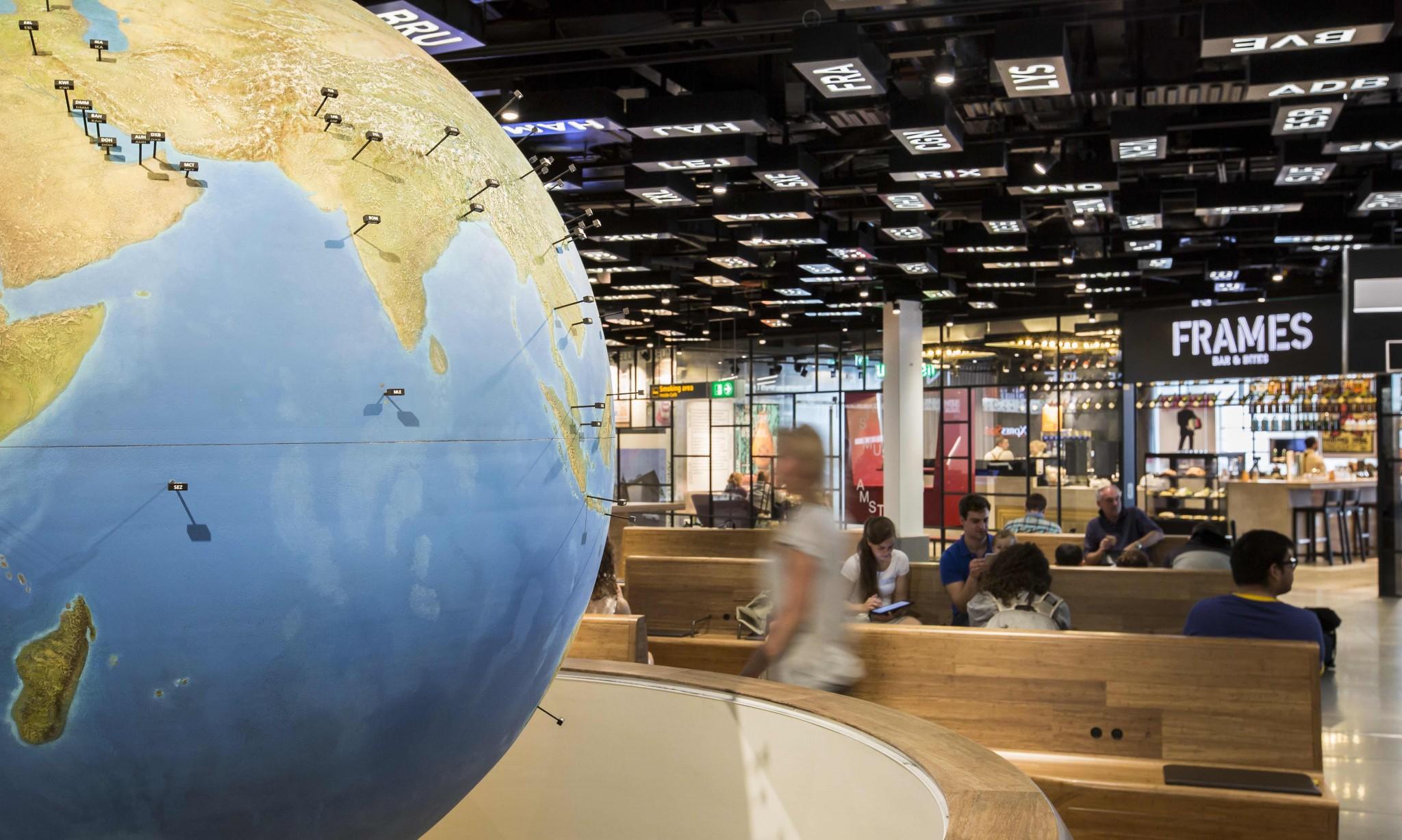 Travel culture low res - Slapen, eten, winkelen en genieten op Schiphol