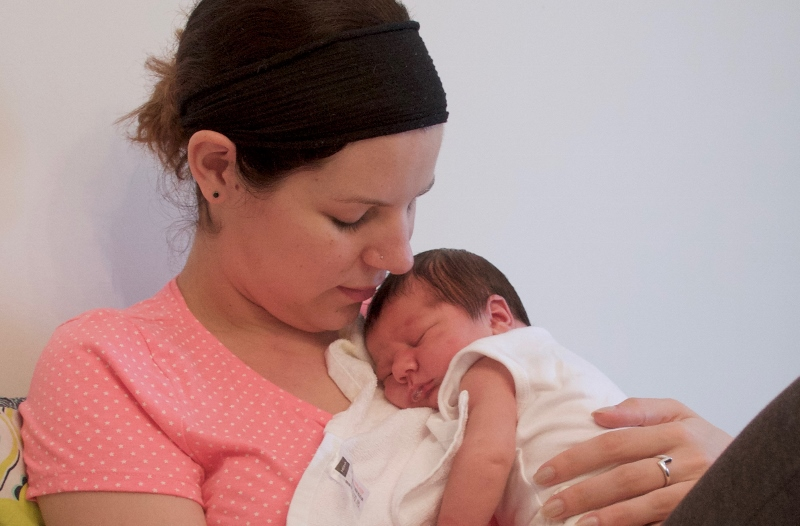 Goede Voorbereiding: Bevallingsverhaal #12 - Linda