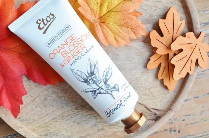 DSC 0378 800x530 - Etos Botanical Boost - Orange Blossom & Ginger Review
