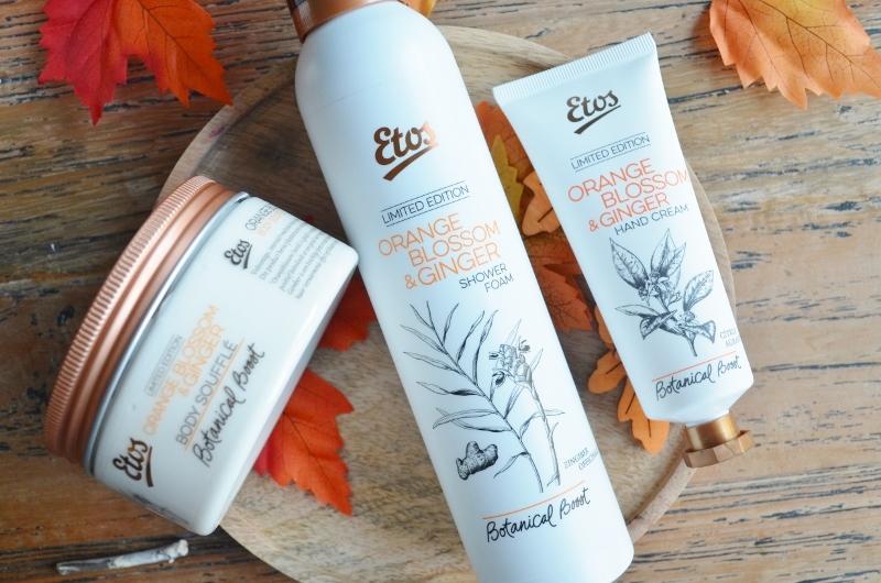 DSC 0395 800x530 - Etos Botanical Boost - Orange Blossom & Ginger Review