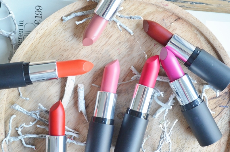 DSC 0523 800x530 - The Body Shop Matte Lipsticks (Alle 7) Review