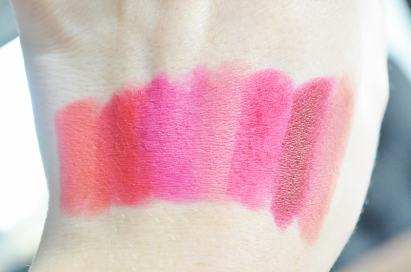 The Body Shop Matte Lipsticks (Alle 7) Review