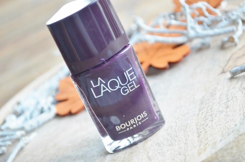 Bourjois La Laque Gel #22 Clair de Plu