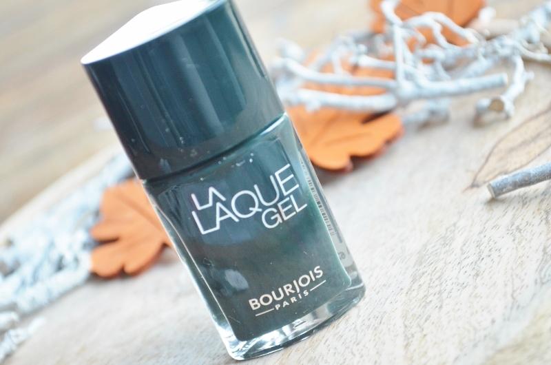 Bourjois La Laque Gel #23 Yeux Revol'vert
