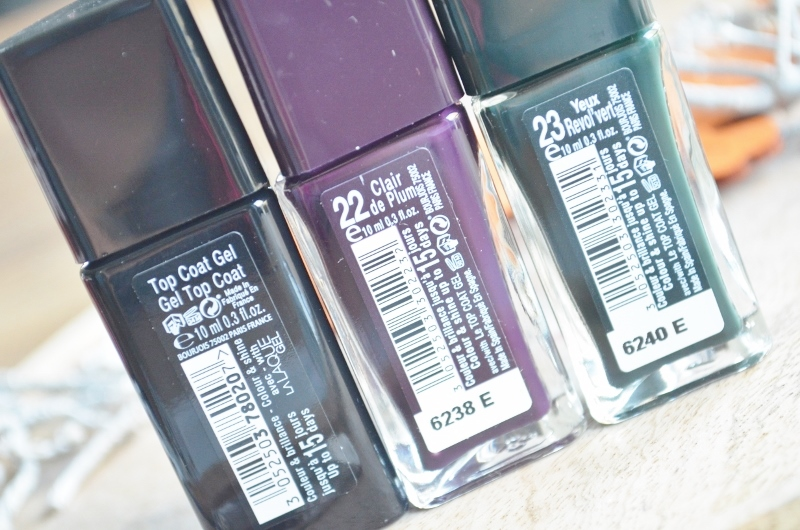 DSC 0583 800x530 - Bourjois La Laque Gel + Top Coat Review