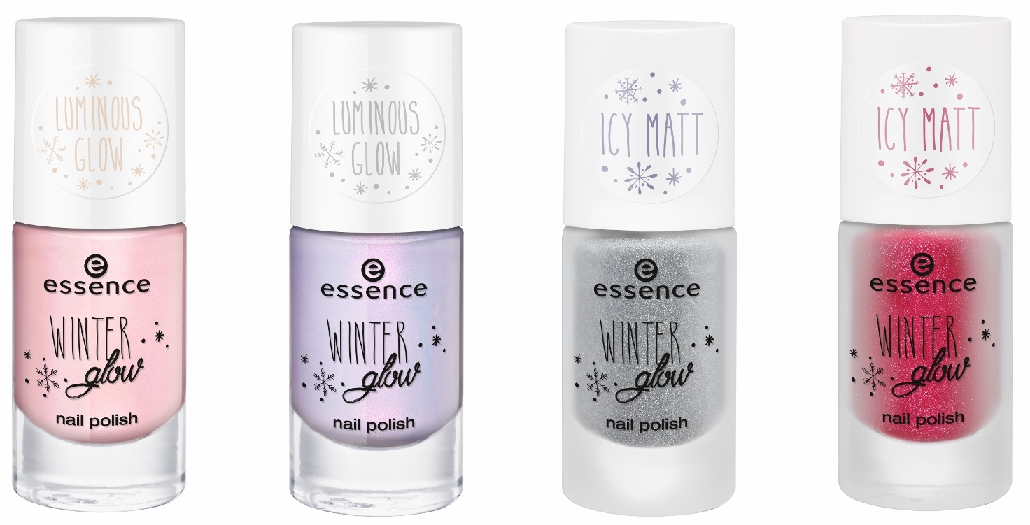 essence winter glow nail polish
