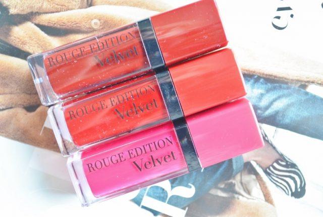 Bourjois Rouge Edition Velvet Matte Finish Review