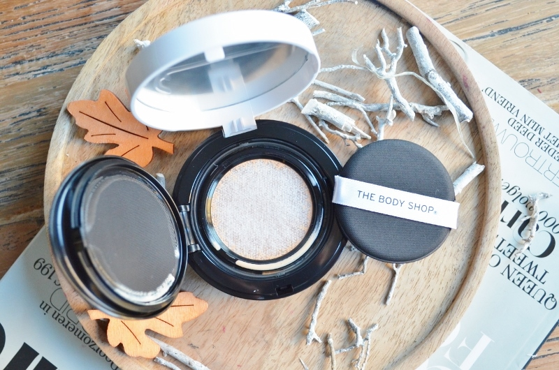 The Body Shop Fresh Nude Cushion Foundation Review