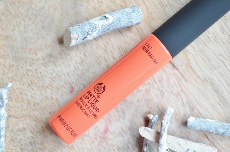 The Body Shop Matte Lip Liquid Lipsticks MEGA Review