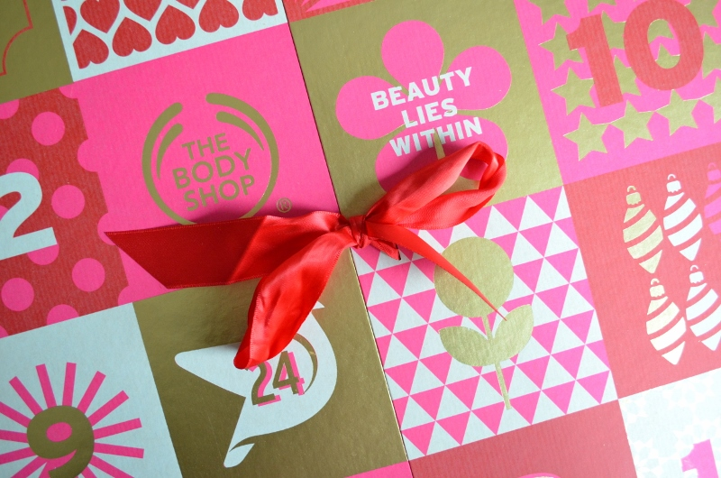 The Body Shop Adventkalender Inhoud - Winactie!