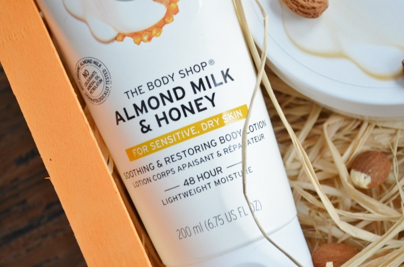 DSC 0532 800x530 - The Body Shop Almond Milk & Honey Review