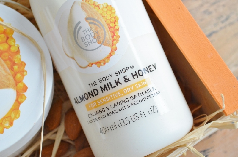 DSC 0534 800x530 - The Body Shop Almond Milk & Honey Review