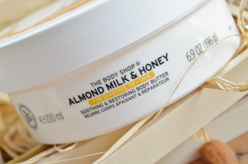 DSC 0545 800x530 - The Body Shop Almond Milk & Honey Review