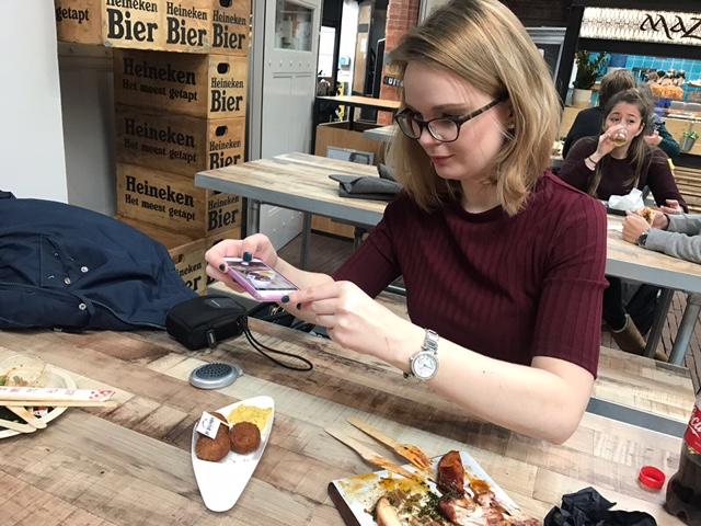 IMG 0331 640x480 - Elise's Weekly Pictorama Februari 2017 #3 - Foodhallen, Ici Paris & Valentijn