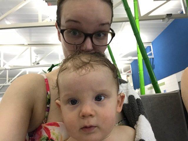 IMG 0572 e1488112140586 - Elise's Weekly Pictorama Februari 2017 #4 - Fos z'n Kinderfeestje, Zwemmen & Kappersbezoekje