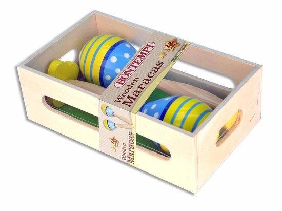 Maracas - Cadeautjes voor Baby's eerste verjaardag!