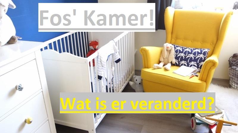 Babykamer Fos 800x448 - Fos' (Baby)Kamer; een kijkje hoe het nu is!