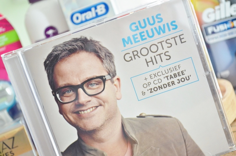 Win 3 x Guus Meeuwis CD + Lifestyle/Beauty-Pakket!