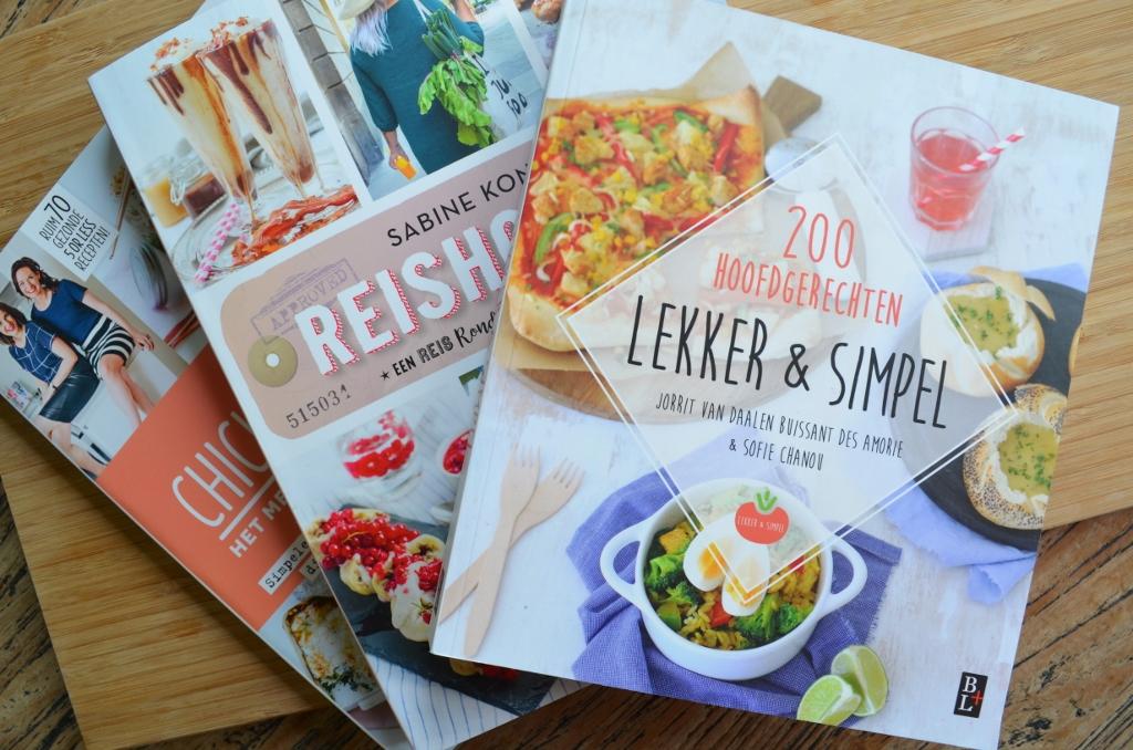 DSC 2897 1024x678 - 3 x Kookboeken: Meal Planning, Reishonger & Lekker en Simpel