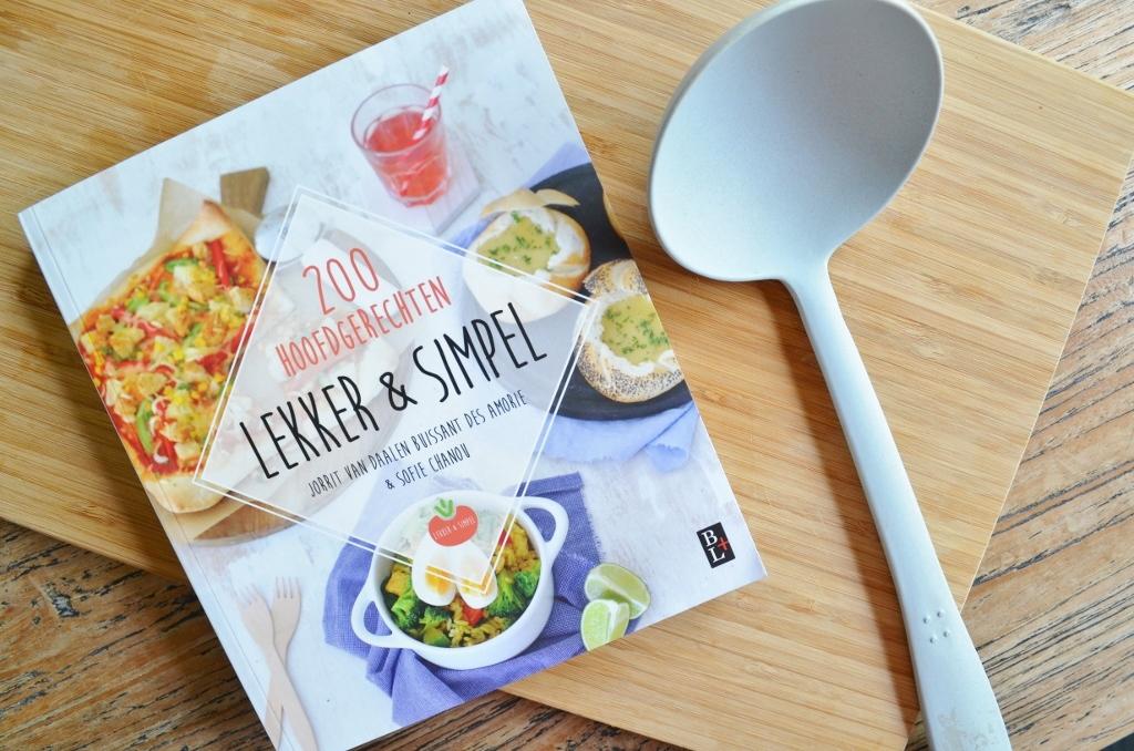 3 x Kookboeken: Meal Planning, Reishonger & Lekker en Simpel