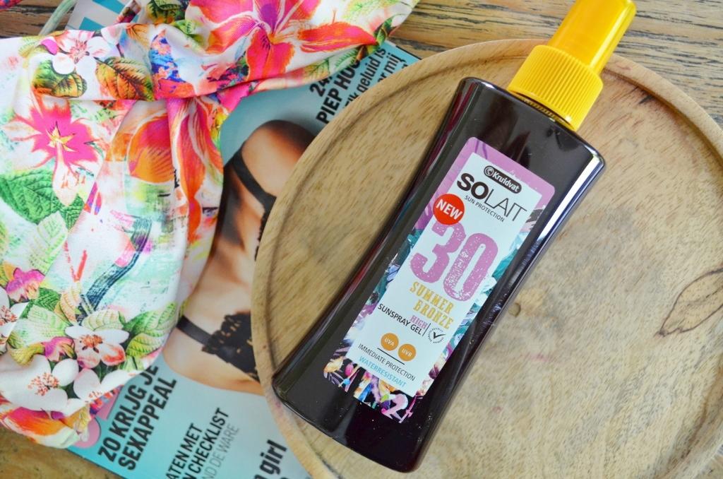 DSC 3030 1024x678 - Nieuwe Kruidvat Solait Sun Cair SPF & Dry Oil Spray Review