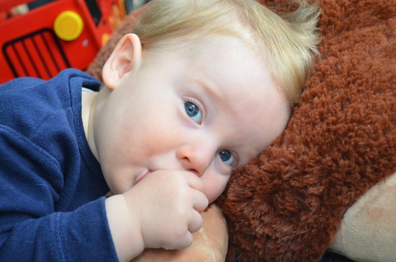 IMG 3229 - Baby & Dreumes 15 maanden Update met & over Fos!