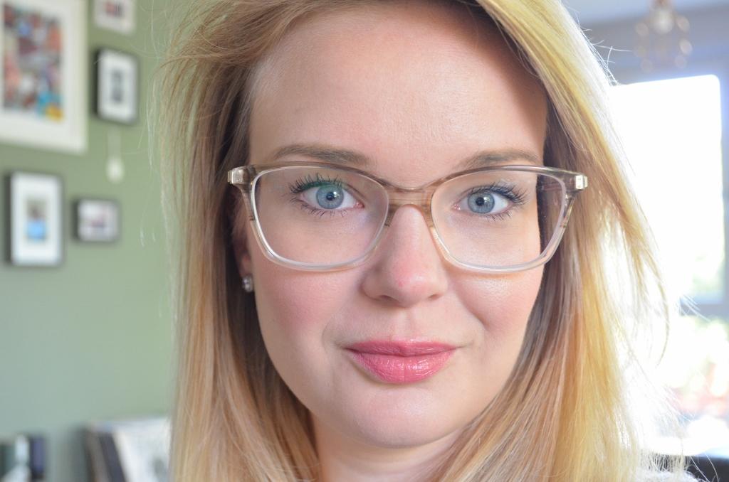 Mijn nieuwe bril & zonnebril!