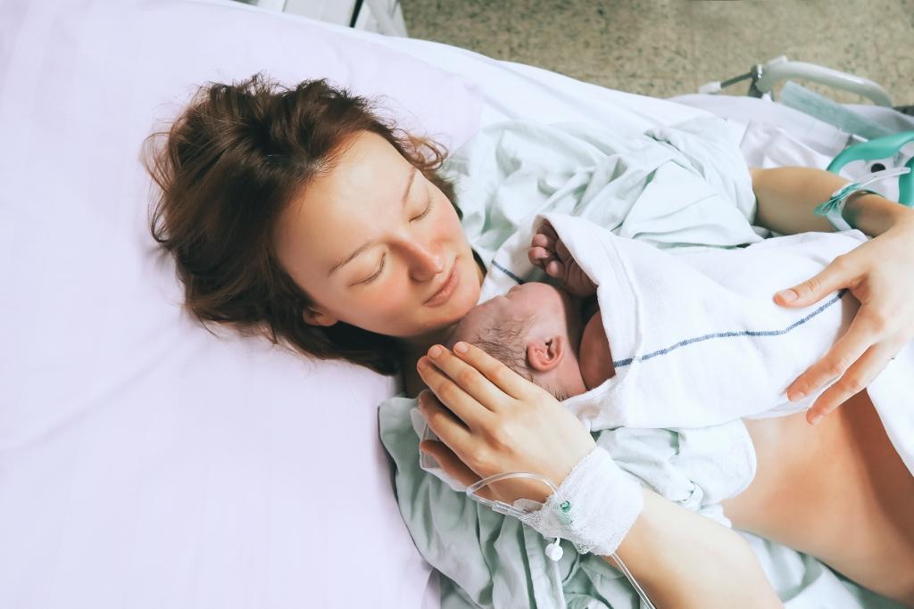 Goede Voorbereiding: Bevallingsverhalen #30 - Inge