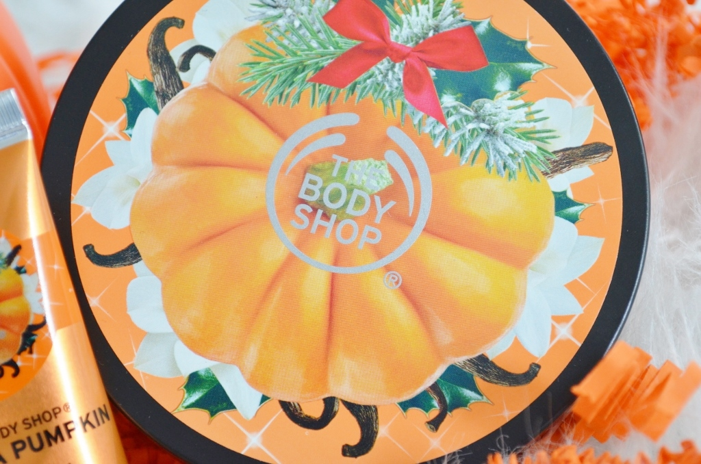 DSC 1343 1024x678 - The Body Shop Halloween Special Edition - Vanilla Pumpkin