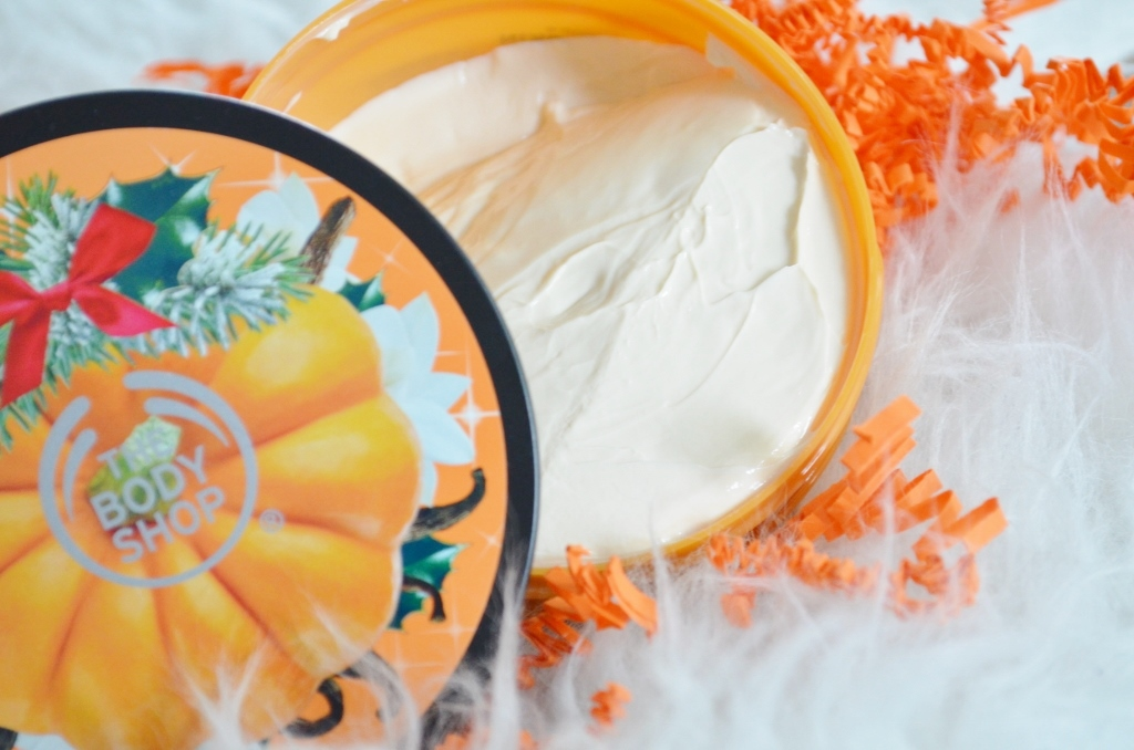 The Body Shop Halloween Special Edition - Vanilla Pumpkin