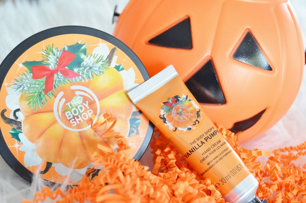 The Body Shop Halloween Special Edition - Vanilla Pumpkin