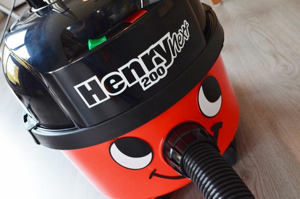 Ontmoet mijn nieuwe vriendje Henry!