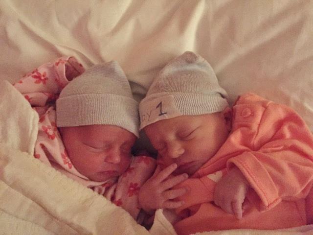Goede Voorbereiding: Bevallingsverhaal #35 - Doortje (tweeling)