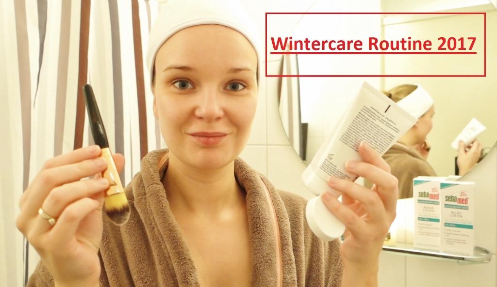 WinterCare Routine Still 1024x593 - Tijd voor ontspanning! Mijn Wintercare Routine 2017