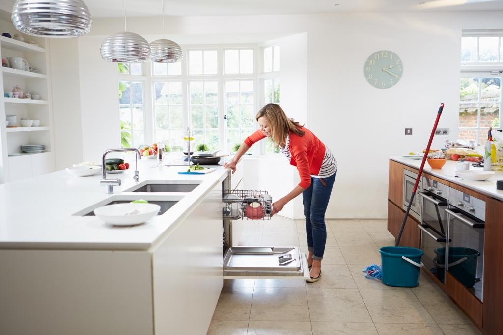 shutterstock 165369386 1024x683 - Onze huishoudelijke routine