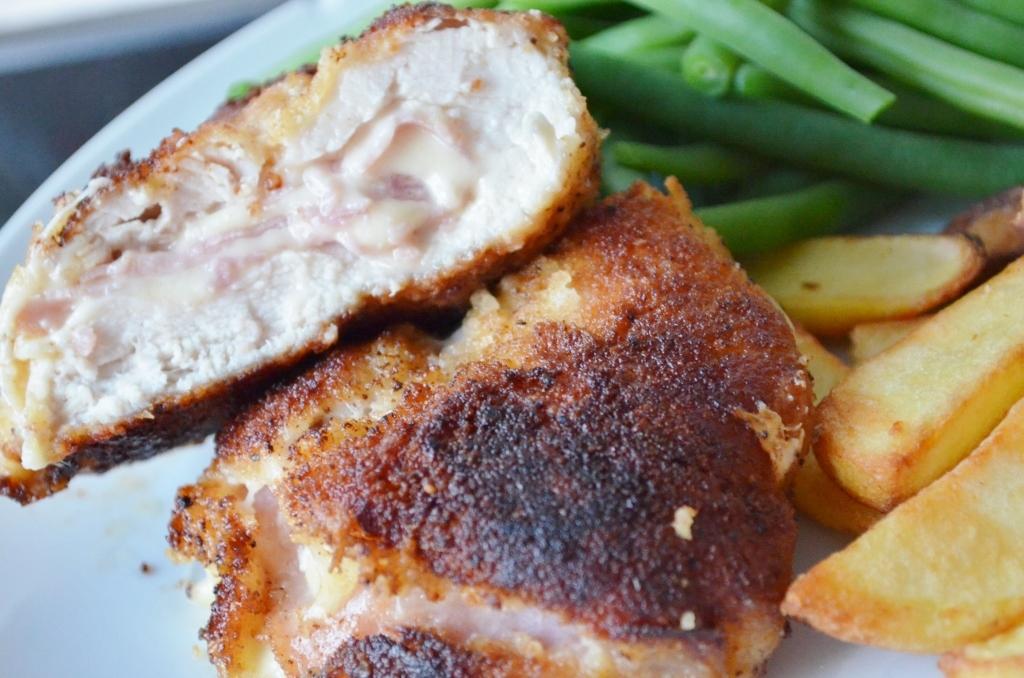 Zelf makkelijke en heerlijke Kip Cordon Bleu's maken!