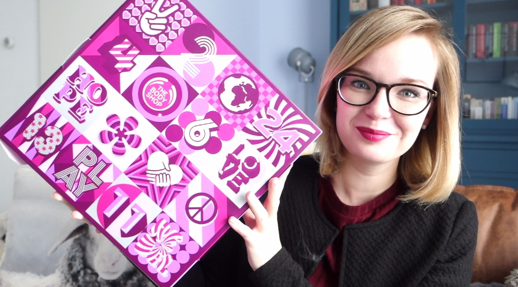 Sneak Peek! The Body Shop Adventkalender 2017 - Elisejoanne.nl