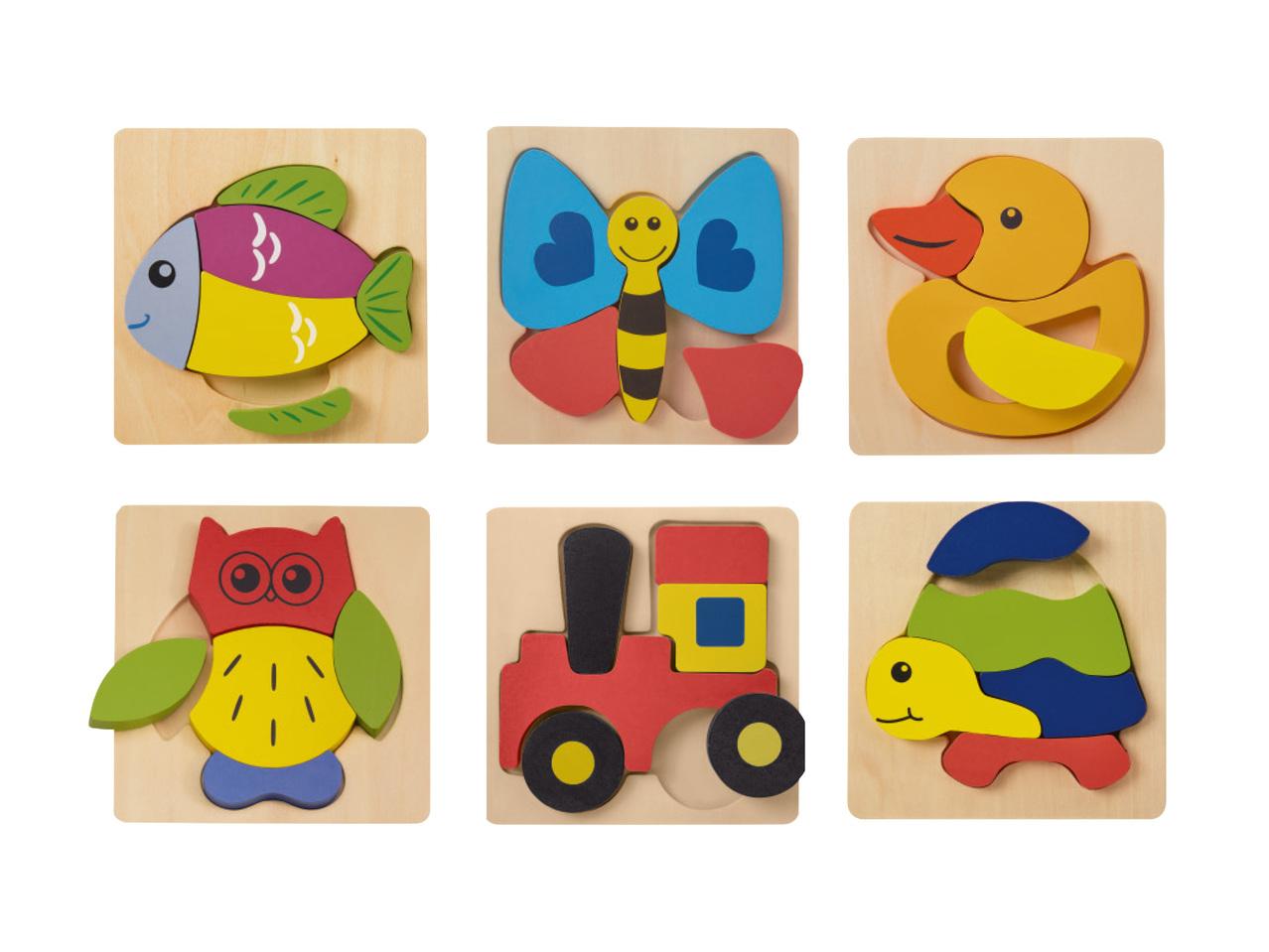 houten puzzels baby 299 - Geweldig (budget!) houten speelgoed tips voor Sinterklaas