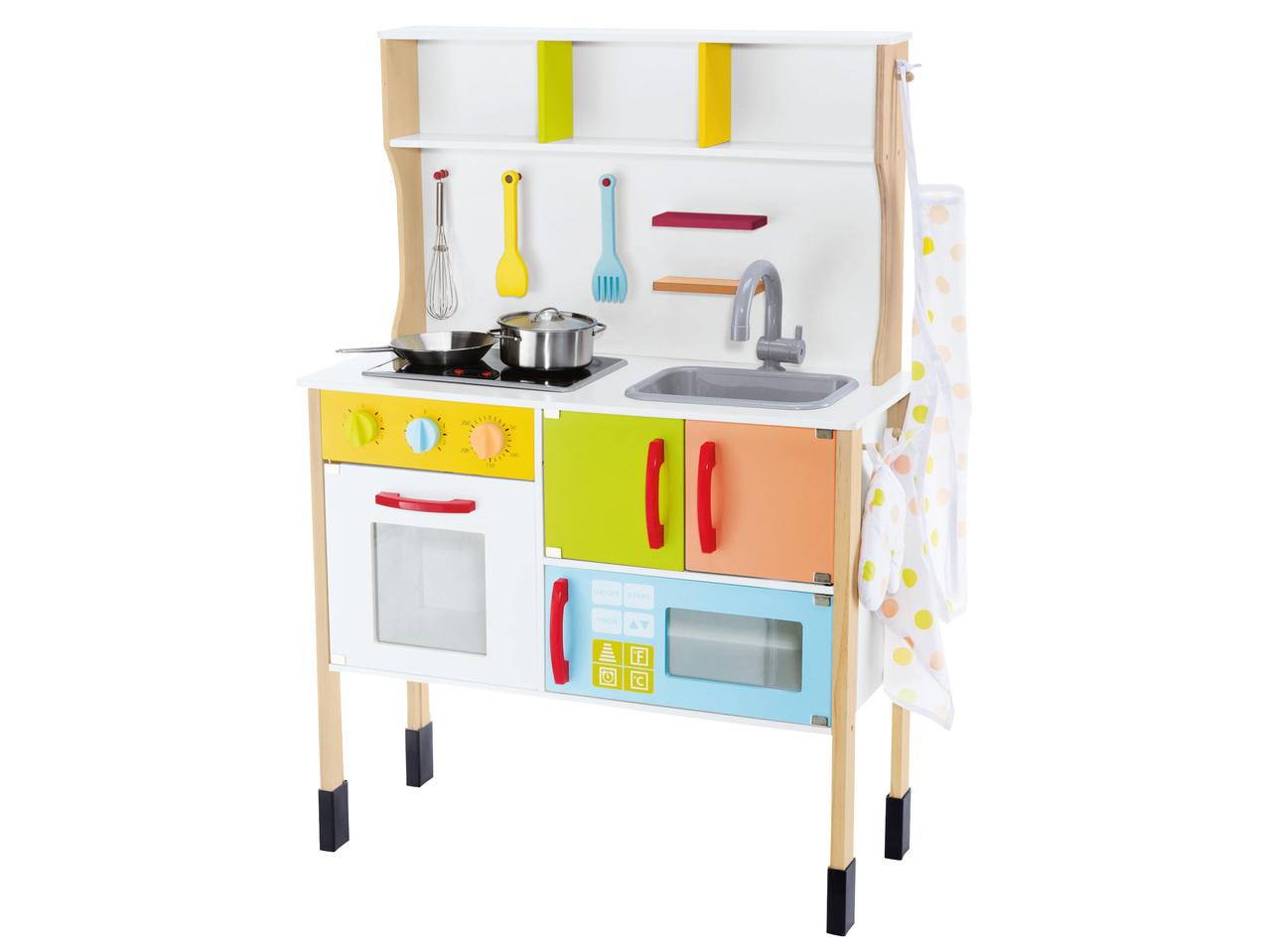 Geweldig budget houten speelgoed tips voor sinterklaas for Cuisine bois lidl