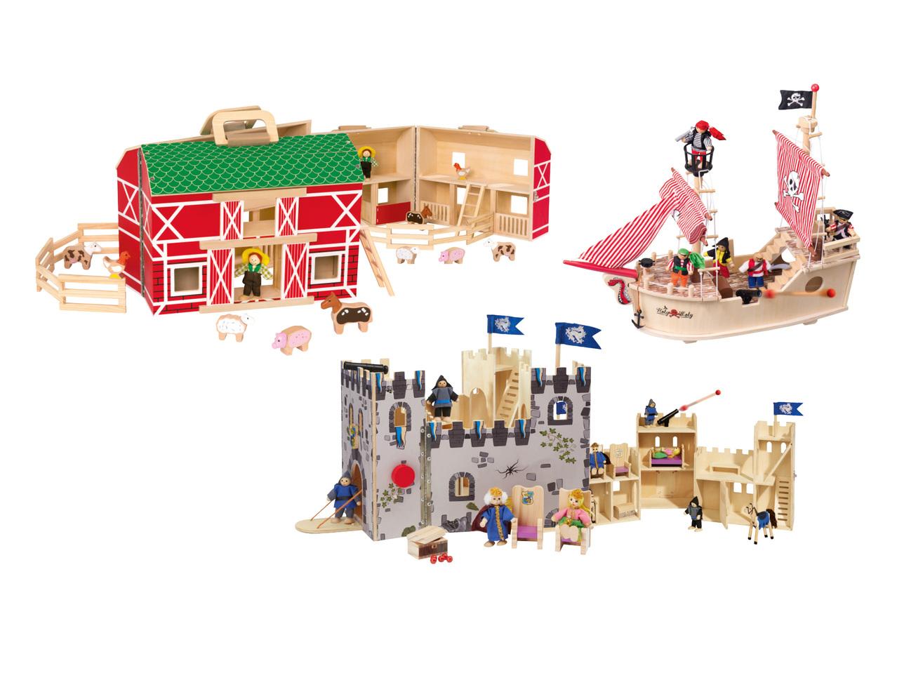 houten speelsets 2999 - Geweldig (budget!) houten speelgoed tips voor Sinterklaas